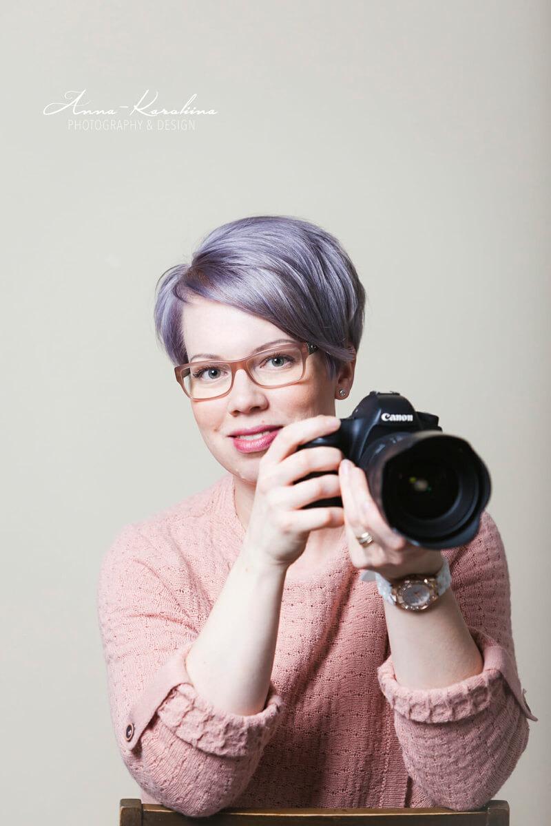 Valokuvaaja Teija Korhonen