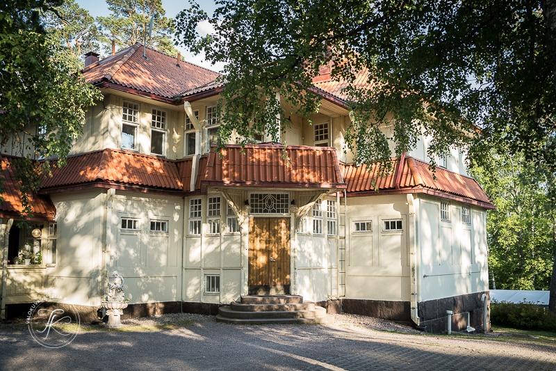 Häät Villa Åkerblomissa 1