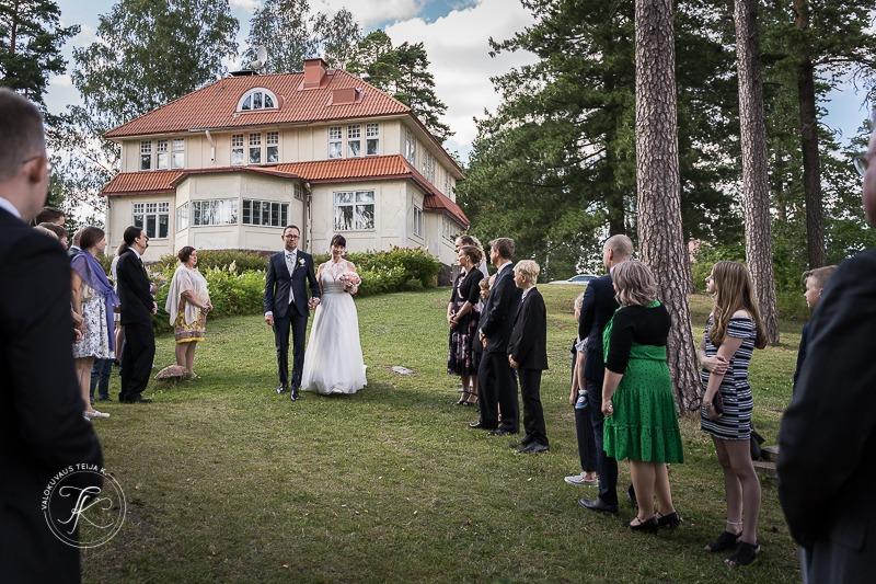Häät Villa Åkerblomissa 50
