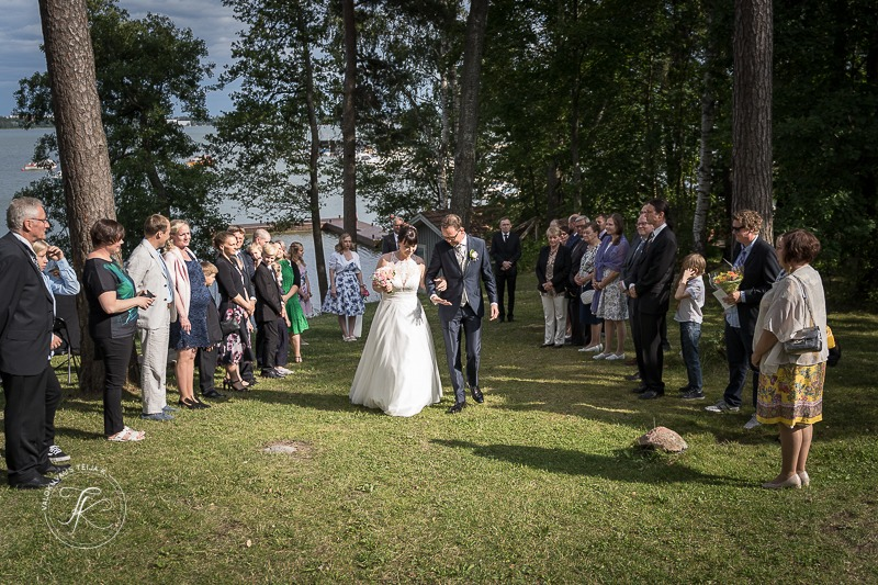 Häät Villa Åkerblomissa 70
