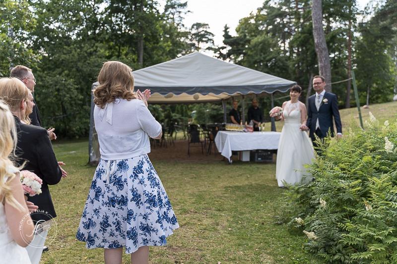 Häät Villa Åkerblomissa 75